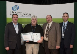 regional excellence award 2009 - Panorama window film