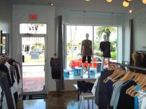 St. Armands Window Film Installation